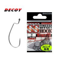 Крючок Deсoy S.S. Hook Worm 19 # 1