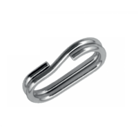 Заводное кольцо Gurza Oval Split Rings ZN SP-2000 #7