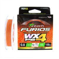 Шнур плетеный Intech FURIOS PE WX4 150m (#1.5)