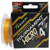 Intech Tournament Micro Style PE X4 150m 0.175 (3.5lb / 1.58kg)