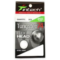 Разборной груз Intech Tungsten 74 Steel Gray (0,7g (5шт))