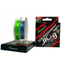 Intech Tournament Style Jig X8 #0.6 150m (9.2lb / 4.2kg)