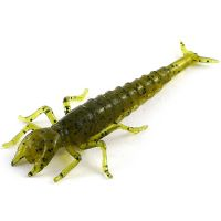 "Приманка FISHUP Diving Bug 2"" (8pcs.), #074 - Green Pumpkin Seed"