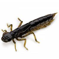 "Приманка Fishup Dragonfly (new) 1.2"" (10pcs.), #043 - Watermelon Brown/Black"