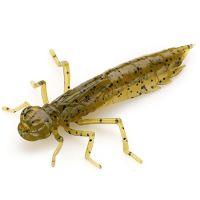 "Приманка Fishup Dragonfly (new) 0.75"" (12pcs.), #074 - Green Pumpkin Seed"