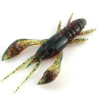 """Приманка FISHUP Real Craw 1.5"""" (10pcs.), #017 - Motor Oil Pepper"""