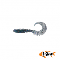 "Приманка FISHUP Fancy Grub 2.5"" (10pcs.), #057 - Bluegill"