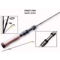 Спиннинг Crazy Fish Nano Zero NSR582S-SXUL (0.2-1.5g 172cm)