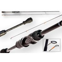 Спиннинг Crazy Fish Splinter ASR622S-UL (1-7g 187cm)