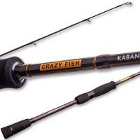 Спиннинг Crazy Fish Kaban KB692M-T (8-24g 209cm)